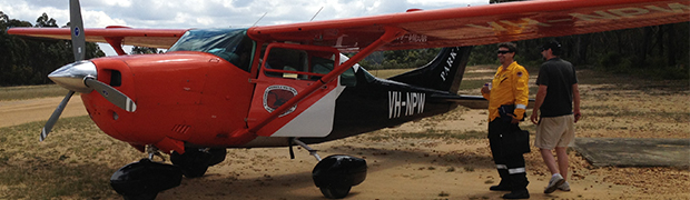 Australia Day at Katoomba Airfield