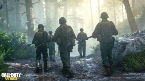 Call of Duty WWII (2017) release date, news and rumors