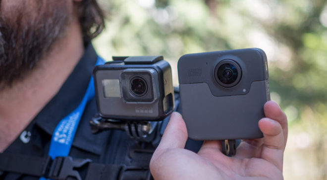 GoPro Fusion first look: going beyond VR